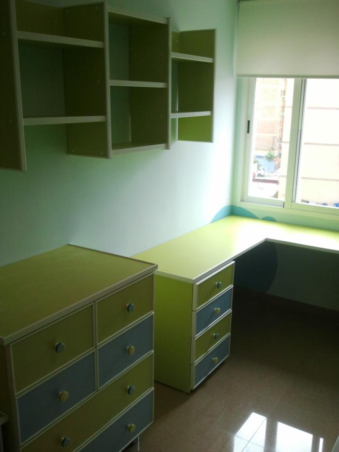 dormitorio carpinteria granada