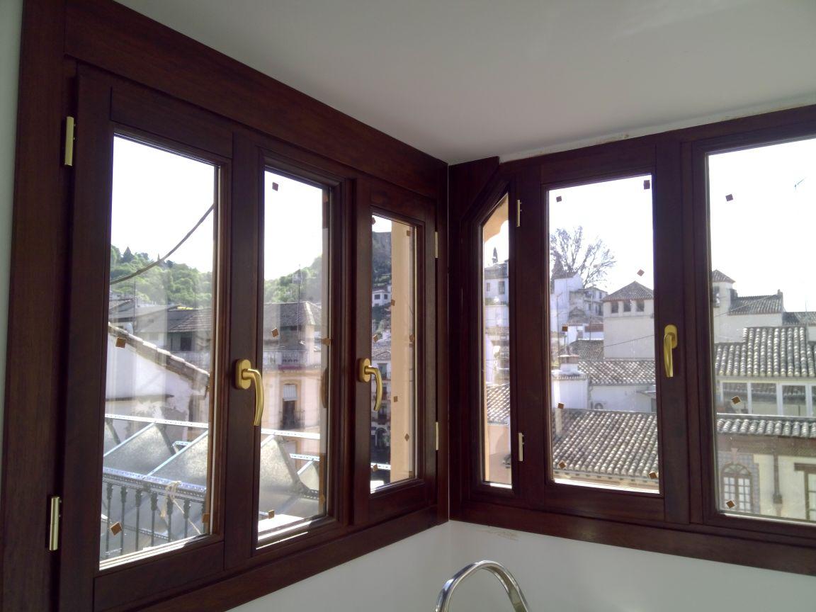 ventanas madera granada 1